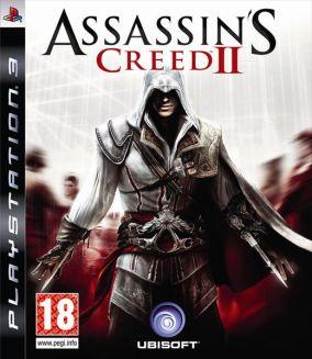 Immagine della copertina del gioco Assassin's Creed 2 per Playstation 3