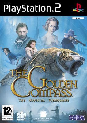 Copertina del gioco La Bussola d'Oro per Playstation 2