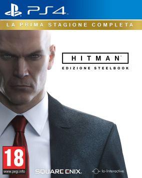 Immagine della copertina del gioco HITMAN per Playstation 4