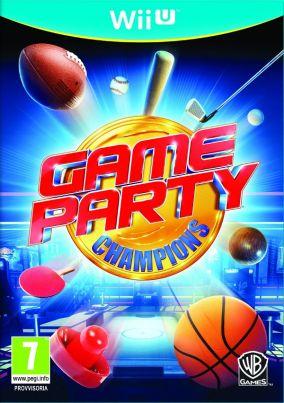 Copertina del gioco Game Party Champions per Nintendo Wii U