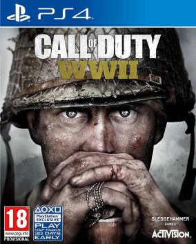 Immagine della copertina del gioco Call of Duty: WWII per Playstation 4