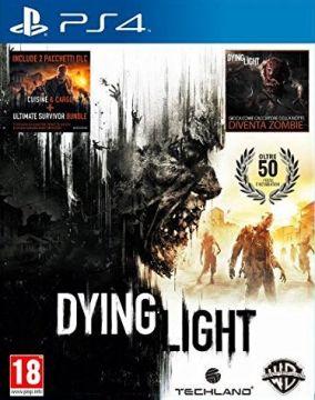 Immagine della copertina del gioco Dying Light per Playstation 4