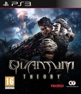 Copertina del gioco Quantum Theory per Playstation 3