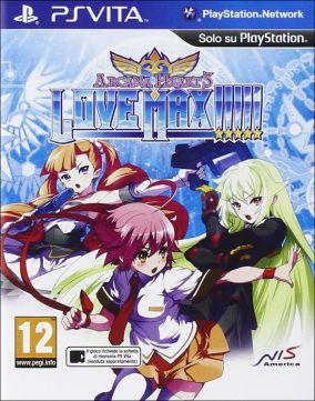 Copertina del gioco Arcana Heart 3 : Love Max!!!!! per PSVITA