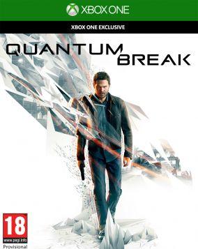 Copertina del gioco Quantum Break per Xbox One