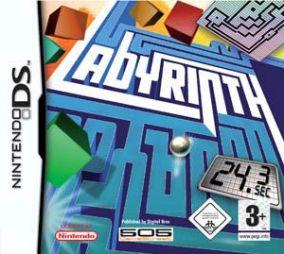 Copertina del gioco Labyrinth per Nintendo DS