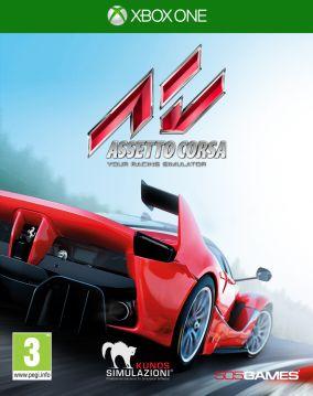 Copertina del gioco Assetto Corsa per Xbox One