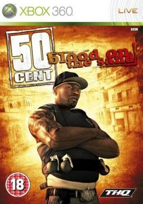 Copertina del gioco 50 Cent: Blood On The Sands per Xbox 360