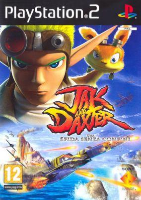 Immagine della copertina del gioco Jak & Daxter: Sfida Senza Confini per Playstation 2