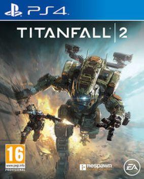 Copertina del gioco Titanfall 2 per Playstation 4