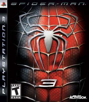 Immagine della copertina del gioco Spider-Man 3 per Playstation 3