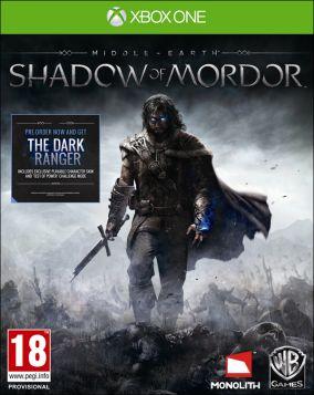 Copertina del gioco La Terra di Mezzo: L'Ombra di Mordor per Xbox One
