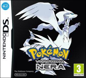 Copertina del gioco Pokemon Versione Nera per Nintendo DS