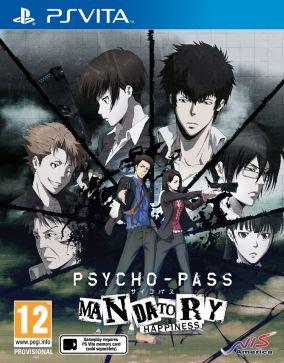 Copertina del gioco PSYCHO-PASS: Mandatory Happiness per PSVITA