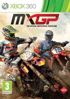 Immagine della copertina del gioco MXGP: The Official Motocross Videogame per Xbox 360