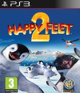Copertina del gioco Happy Feet 2 per Playstation 3