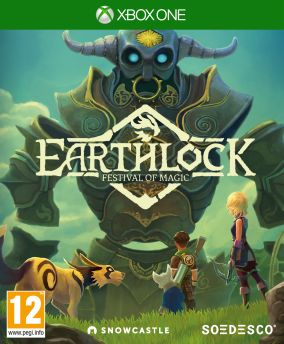 Copertina del gioco EARTHLOCK: Festival of Magic per Xbox One