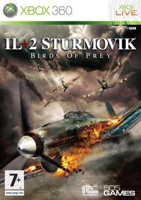 Copertina del gioco IL-2 Sturmovik: Birds of Prey per Xbox 360