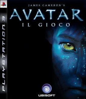 Copertina del gioco James Cameron's Avatar per Playstation 3