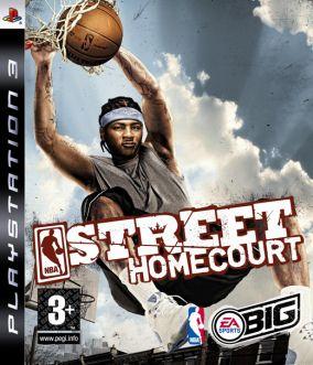 Immagine della copertina del gioco NBA Street Homecourt per Playstation 3