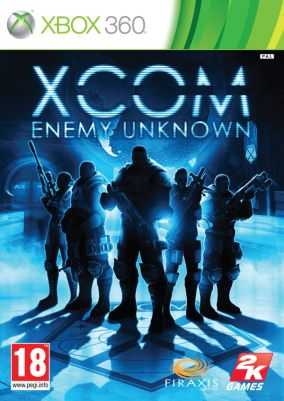Copertina del gioco XCOM: Enemy Unknown per Xbox 360