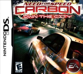 Immagine della copertina del gioco Need for Speed Carbon: Own The City per Nintendo DS
