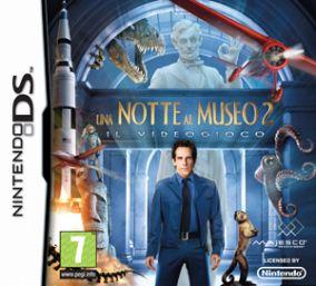 Copertina del gioco Una Notte al Museo 2 per Nintendo DS