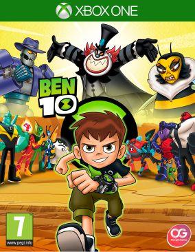 Copertina del gioco Ben 10 per Xbox One