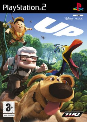 Immagine della copertina del gioco Up per Playstation 2