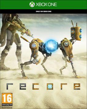 Copertina del gioco ReCore per Xbox One