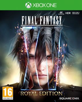 Copertina del gioco Final Fantasy XV: Royal Edition per Xbox One