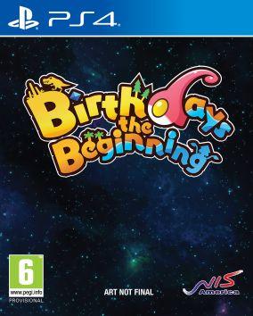 Immagine della copertina del gioco Birthdays the Beginning per Playstation 4
