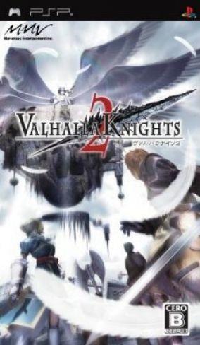 Copertina del gioco Valhalla Knights 2 per Playstation PSP