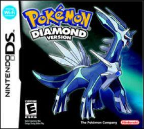 Immagine della copertina del gioco Pokemon Diamante per Nintendo DS