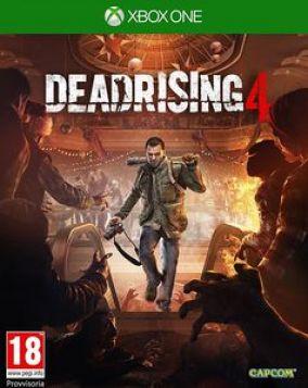 Copertina del gioco Dead Rising 4 per Xbox One
