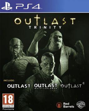 Immagine della copertina del gioco Outlast Trinity per Playstation 4