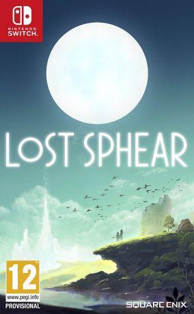 Copertina del gioco Lost Sphear per Nintendo Switch