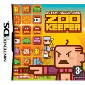 Copertina del gioco Zoo Keeper per Nintendo DS