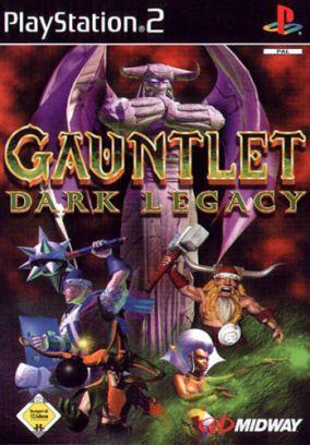 Copertina del gioco Gauntlet: Dark legacy per Playstation 2