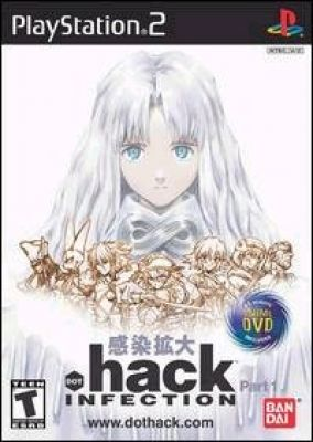 Copertina del gioco Hack Infection per Playstation 2