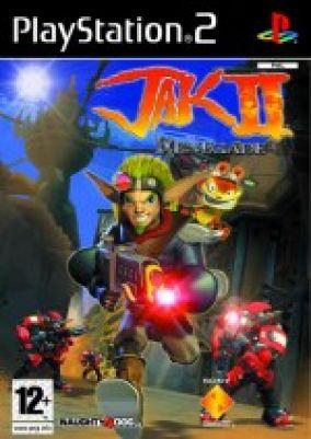 Immagine della copertina del gioco Jak 2 per Playstation 2
