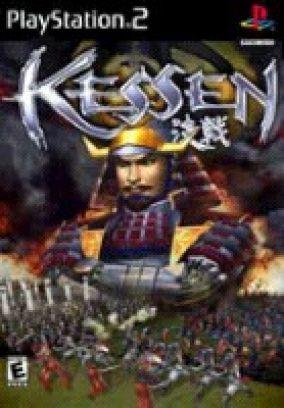 Copertina del gioco Kessen per Playstation 2