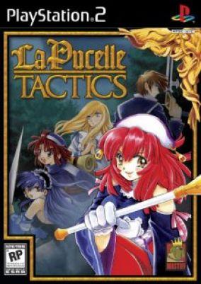 Copertina del gioco La Puccelle tactics per Playstation 2