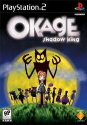 Copertina del gioco Okage: Shadow King per Playstation 2