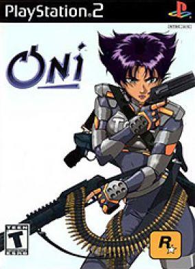 Copertina del gioco Oni per Playstation 2