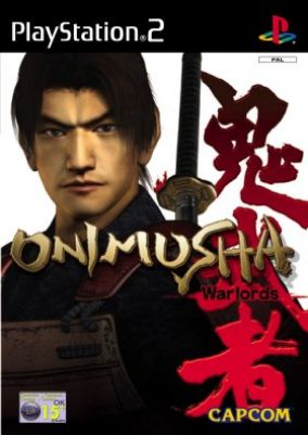 Copertina del gioco Onimusha per Playstation 2