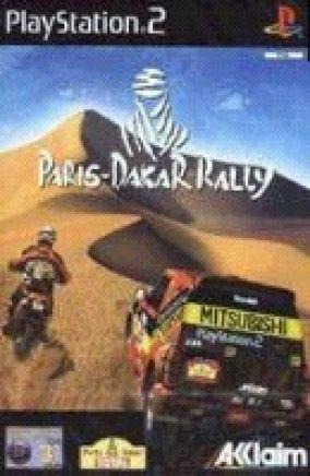 Copertina del gioco Paris Dakar rally  per Playstation 2