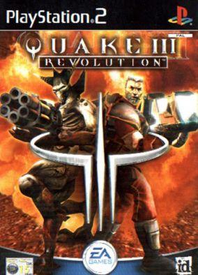 Copertina del gioco Quake 3 per Playstation 2