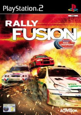 Copertina del gioco Rally fusion: Race of Champions per Playstation 2