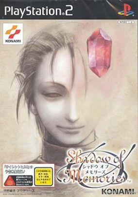 Immagine della copertina del gioco Shadow of Memories per Playstation 2